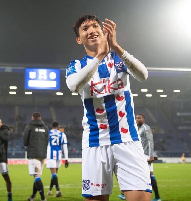 Khoảnh khắc đáng nhớ của Văn Hậu trong ngày Heerenveen đánh bại Roda JC - 7
