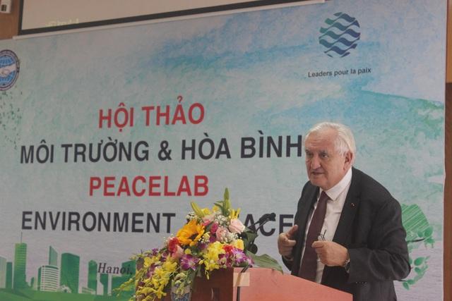Cựu Thủ tướng Guinea nêu giải pháp cải thiện chất lượng không khí tại Hà Nội - 3