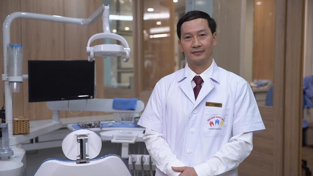 PGS TS Nguyễn Phú Thắng - Trách nhiệm, lương tâm nha sĩ Việt - 1