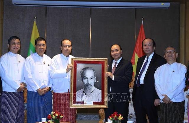 Thủ tướng kết thúc chuyến thăm chính thức Cộng hòa Liên bang Myanmar - 2