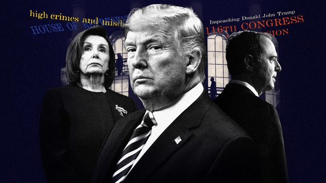 4 sự thật từ cuộc bỏ phiếu luận tội Tổng thống Trump tại Hạ viện - 1