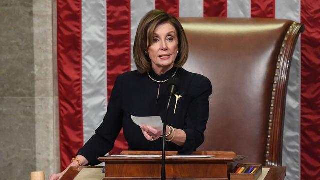 """Tổng thống Mỹ bị Hạ viện luận tội: """"Ngày buồn"""" chẳng của riêng ai - 1"""