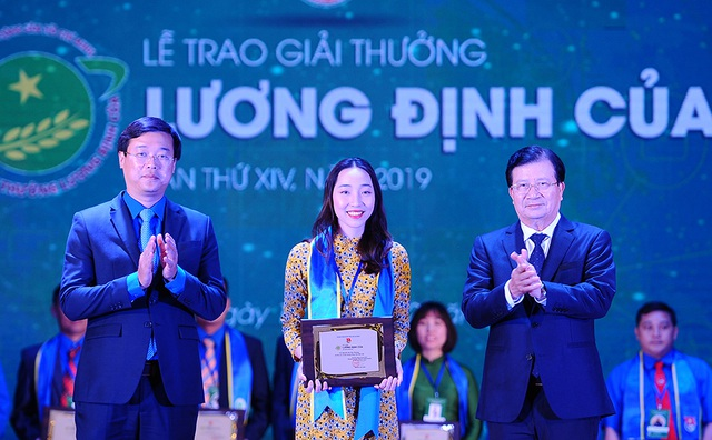 34 nông dân trẻ tài giỏi được trao giải thưởng Lương Định Của - 3