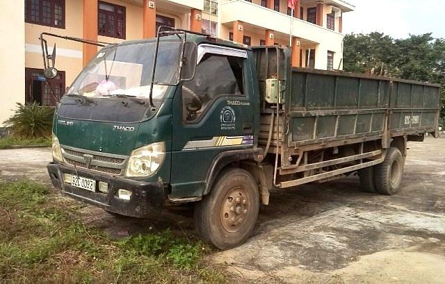 Lái xe tải tông chết một phụ nữ rồi thản nhiên bỏ đi