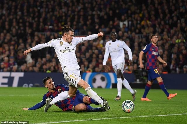 Barcelona và Real Madrid bất phân thắng bại ở Nou Camp - 3