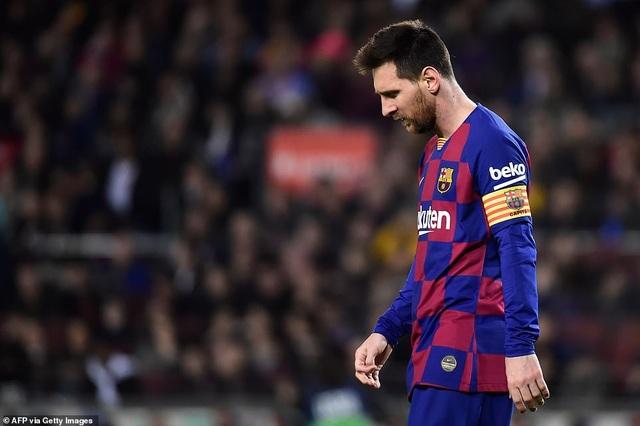 Barcelona và Real Madrid bất phân thắng bại ở Nou Camp - 2