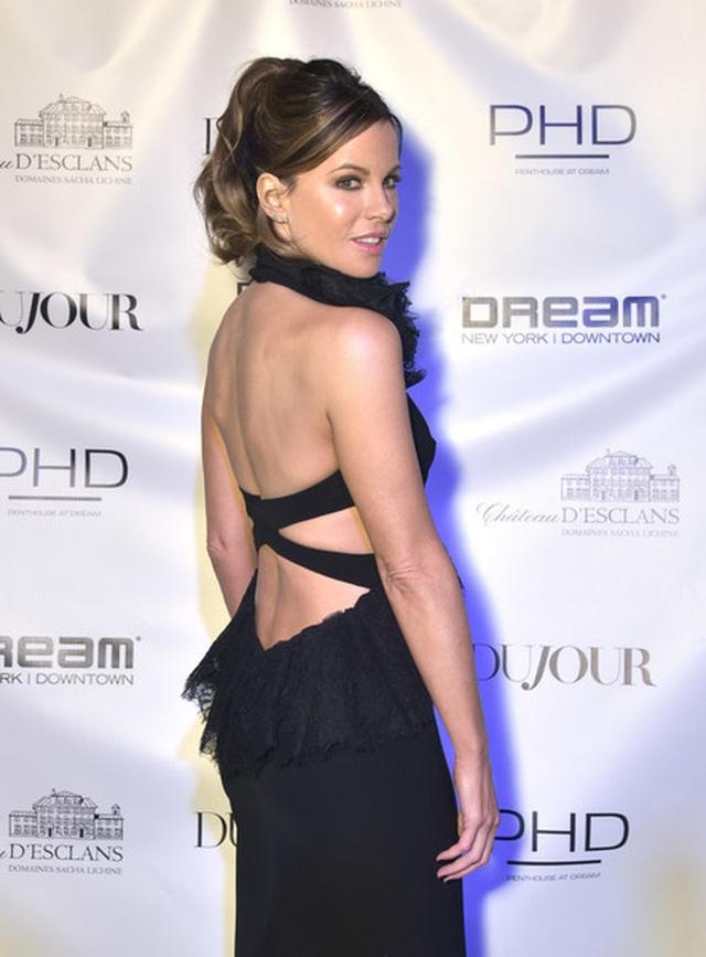 Kate Beckinsale tiết lộ bí quyết giữ dáng chuẩn ở tuổi 46 - 8