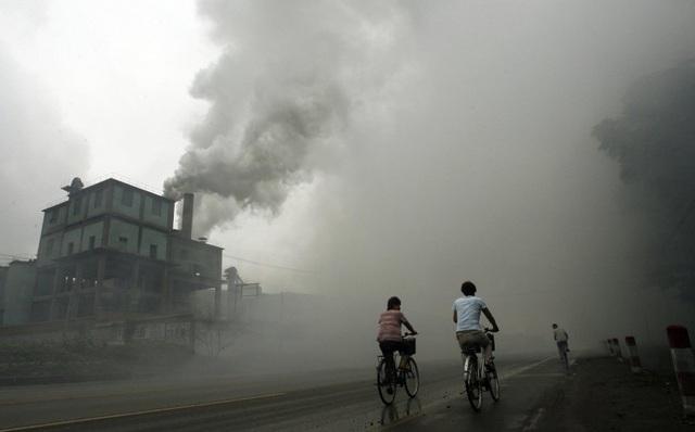 Trung Quốc, Ấn Độ dẫn đầu thế giới về số người chết do ô nhiễm - 1