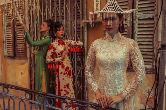 """Dàn mỹ nhân Việt uốn tóc """"phi dê"""" gợi nhớ Tết xưa - 2"""