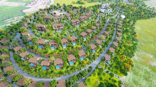 Tập đoàn Long Thành đầu tư vào bất động sản nghỉ dưỡng tại Hòa Bình - 1