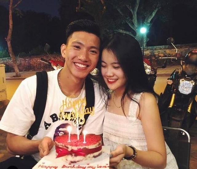 Bạn gái Đoàn Văn Hậu khoe vẻ đẹp quyến rũ mừng sinh nhật tuổi 21 - 4