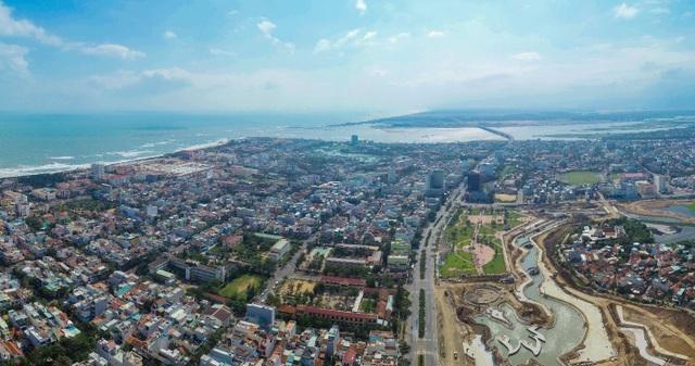 Đất nền biển Phú Yên hút dòng kiều hối cuối năm - 2