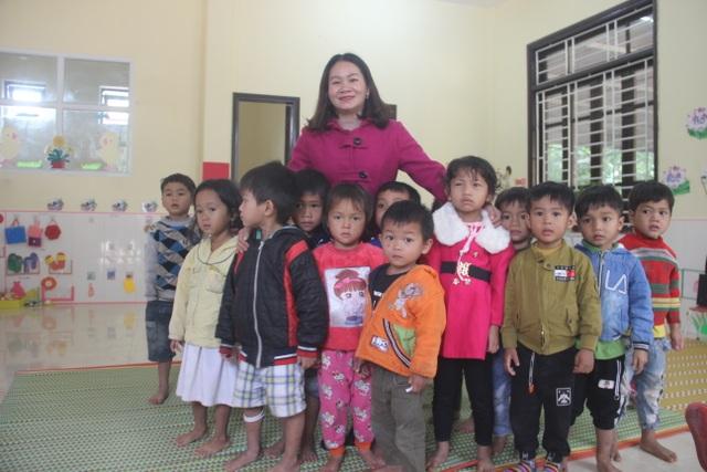 Cô giáo Vân Kiều tự nguyện hiến đất xây trường mầm non - 5