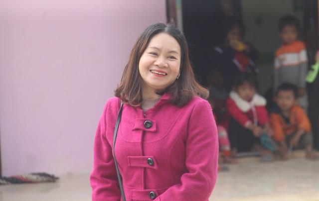Cô giáo Vân Kiều tự nguyện hiến đất xây trường mầm non - 4