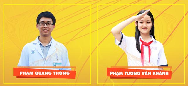 Nữ sinh lớp 9 trở thành Công dân trẻ tiêu biểu TPHCM 2019 - 2