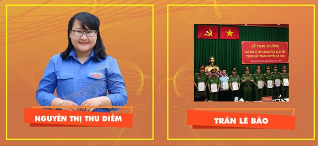 Nữ sinh lớp 9 trở thành Công dân trẻ tiêu biểu TPHCM 2019 - 6