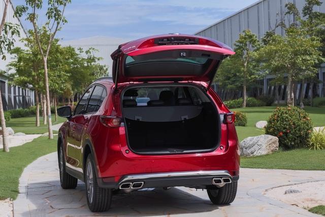 New Mazda CX-5 2.0 Premium - SUV 5 chỗ nhiều tiện nghi và công nghệ hiện đại - 3