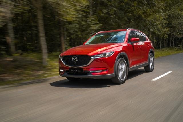 New Mazda CX-5 2.0 Premium - SUV 5 chỗ nhiều tiện nghi và công nghệ hiện đại - 4