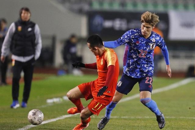 Thực tế phũ phàng của bóng đá Trung Quốc - 1