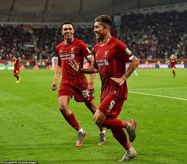 Liverpool vào chung kết FIFA Club World Cup nhờ bàn thắng muộn của Firmino - 4