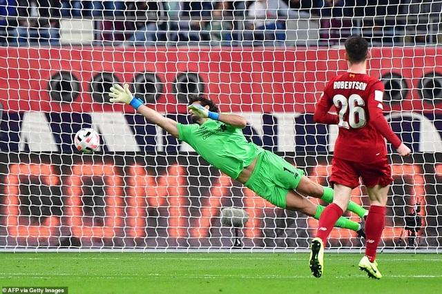 Liverpool vào chung kết FIFA Club World Cup nhờ bàn thắng muộn của Firmino