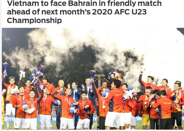 Báo Thái Lan ngầm cảm ơn U23 Việt Nam trước giải U23 châu Á - 2
