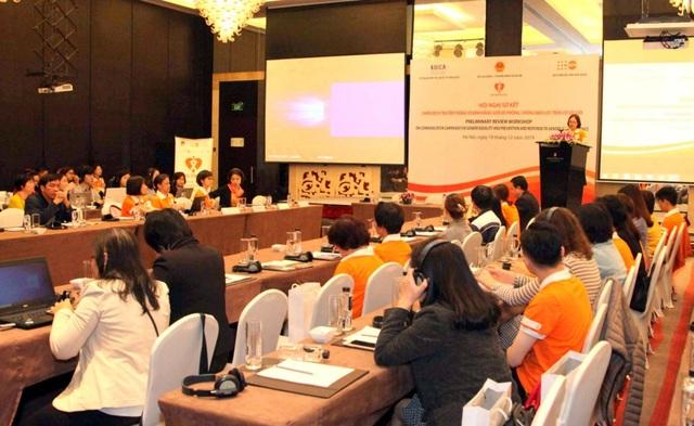 Truyền thông giúp tố cáo hành vi bạo lực với phụ nữ và trẻ em gái - 1