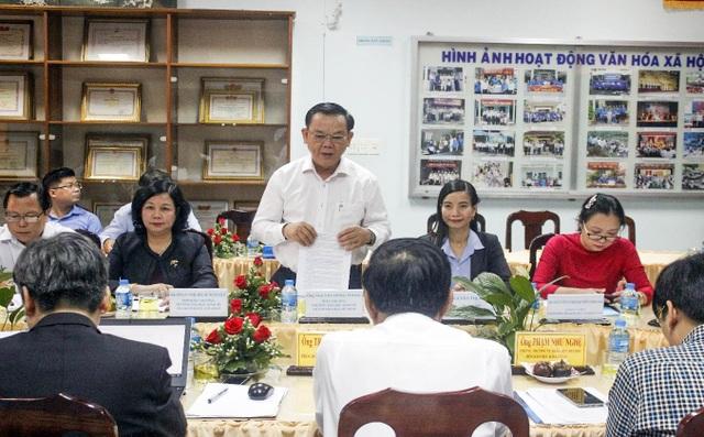 Phân hiệu ĐH Kinh tế TPHCM tại Vĩnh Long sẽ đào tạo tiến sĩ trong tương lai - 1