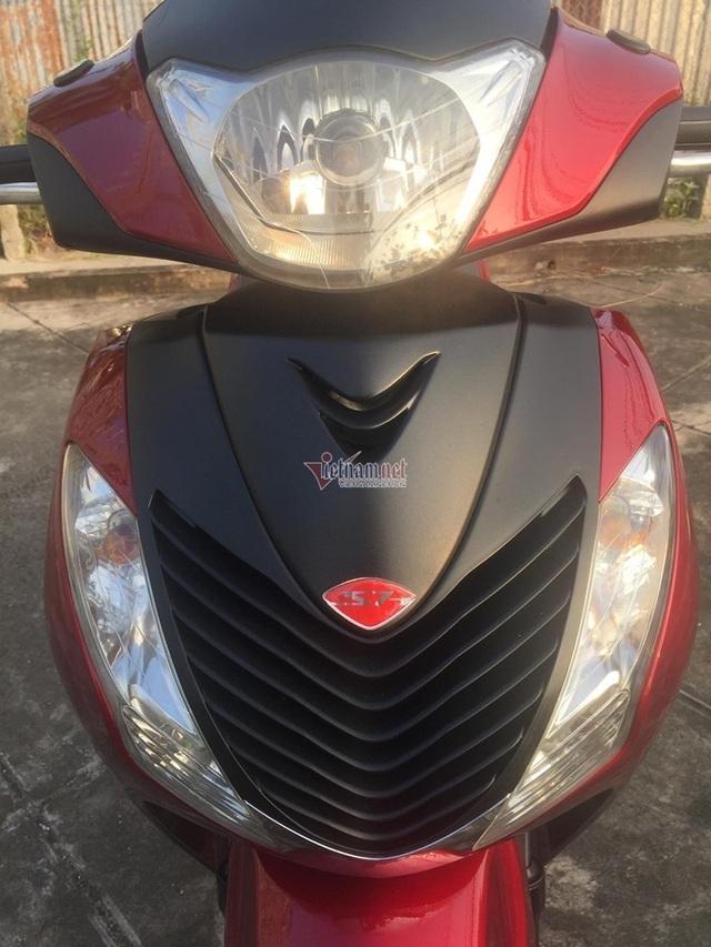 Honda SH cũ 9 năm tuổi giá 390 triệu của thầy giáo ở Vĩnh Long - 3