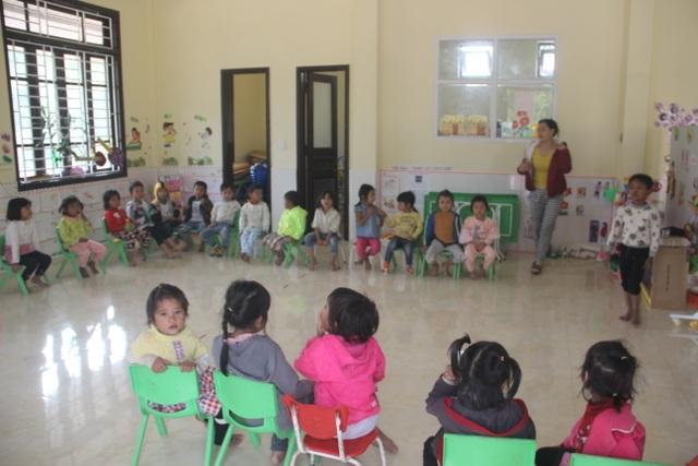Cô giáo Vân Kiều tự nguyện hiến đất xây trường mầm non - 3