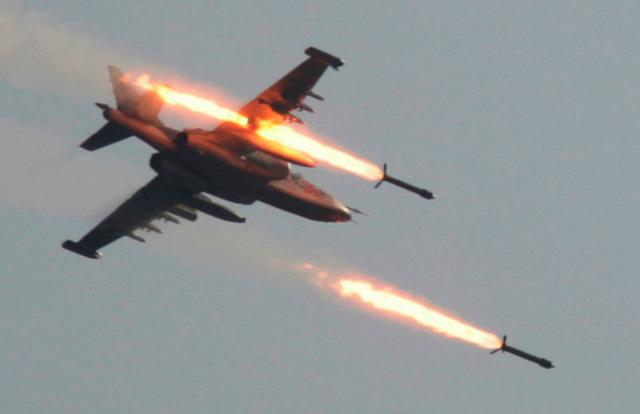 """Nga - Syria không kích dữ dội phiến quân tại """"chảo lửa"""" Idlib - 1"""