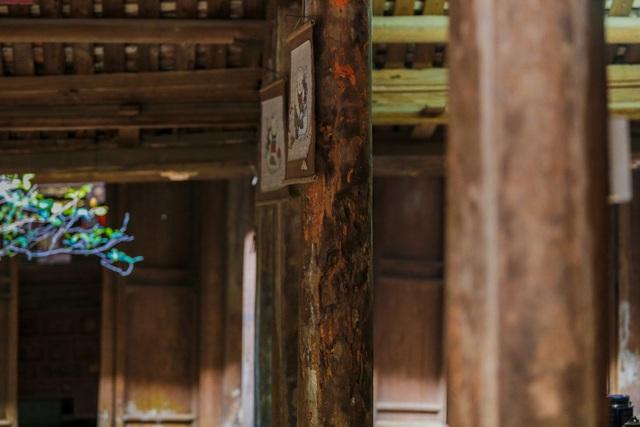 Độc nhất nhà cổ 300 tuổi làm từ gỗ lim, nằm giữa khu vườn xanh mát mắt ở Hà Nội - 17