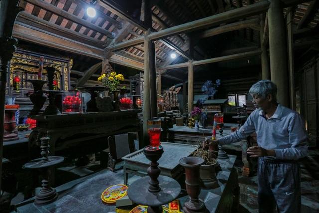 Độc nhất nhà cổ 300 tuổi làm từ gỗ lim, nằm giữa khu vườn xanh mát mắt ở Hà Nội - 18