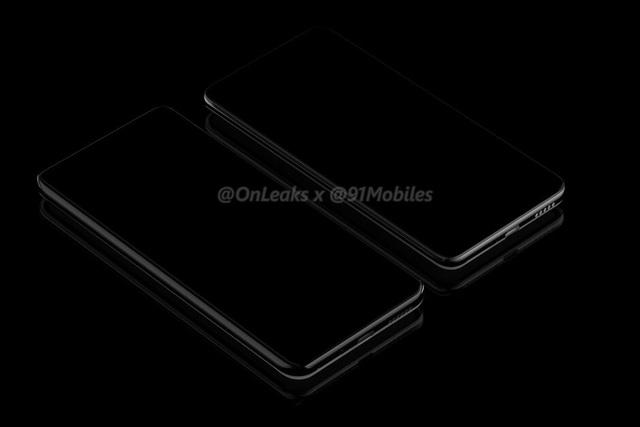 Lộ ảnh thiết kế Huawei P40 Pro với màn hình cong 4 cạnh, cụm camera chữ nhật - 1