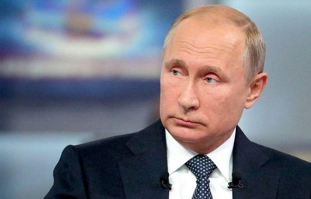 Tổng thống Putin lên tiếng về việc ông Trump bị luận tội - 1