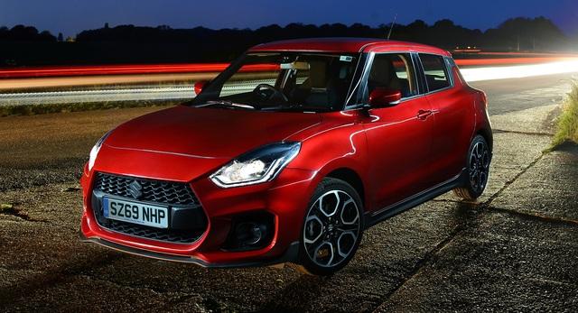 Suzuki sẽ trang bị động cơ hybrid cho Swift Sport và Vitara - 1