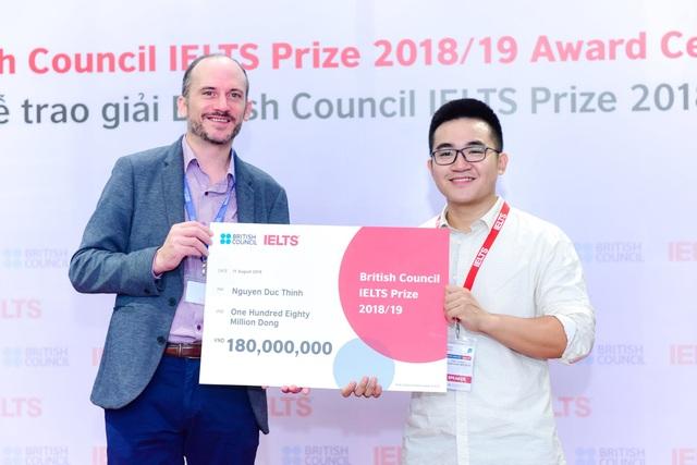 30 suất học bổng IELTS Prize 2019/20 dành cho sinh viên khu vực Đông Á - 2