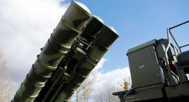 Mỹ bắt bài hệ thống S-400 của Nga ở Syria - 1