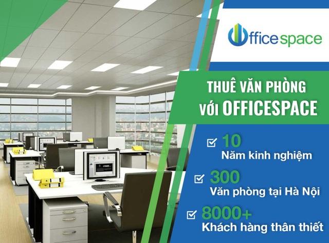 """Thuê văn phòng không còn là """"nỗi lo"""" với dịch vụ của Officespace.vn - 3"""