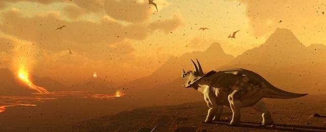 Trái Đất đã nhiễm độc thủy ngân nặng nề trước khi va chạm thiên thạch Chicxulub - 1