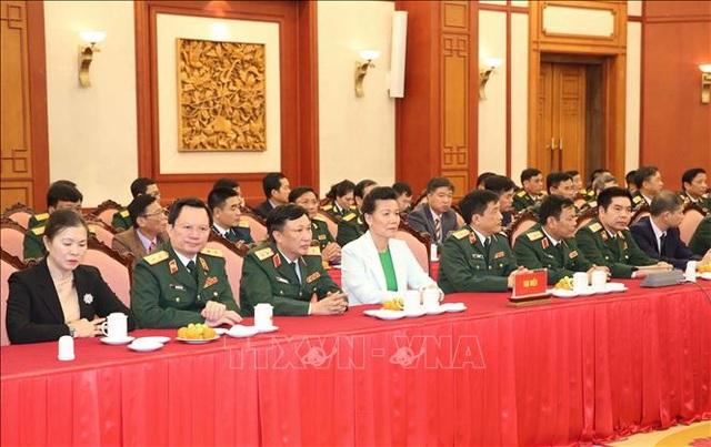 Tổng Bí thư, Chủ tịch nước: Chặn cho được biểu hiện suy thoái trong quân đội - 3