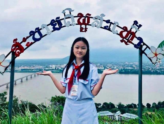 Nữ sinh lớp 9 trở thành Công dân trẻ tiêu biểu TPHCM 2019 - 1
