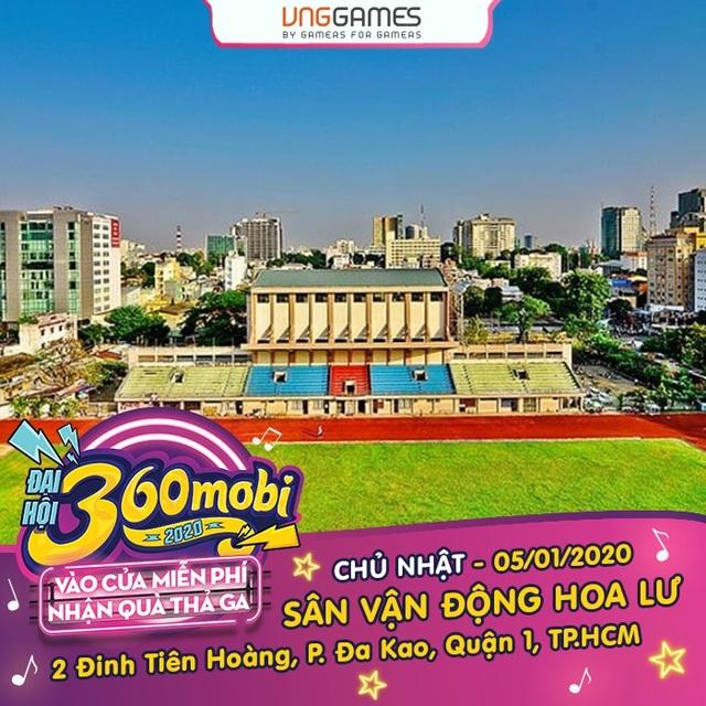 VNG khởi động đầu năm 2020 bằng sự kiện Game lớn nhất Việt Nam - Ảnh minh hoạ 3