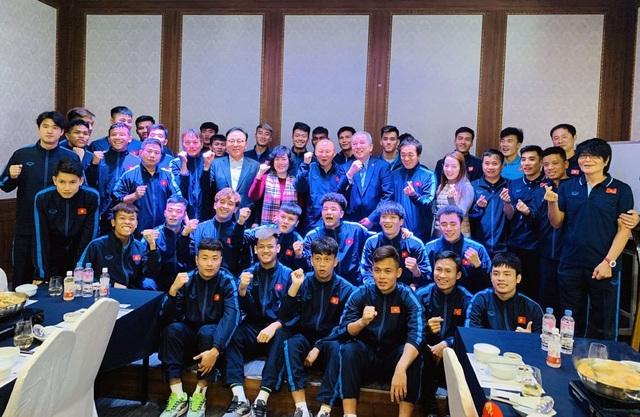Hồi phục thần kỳ, Quang Hải sắp tập lại cùng U23 Việt Nam - 1