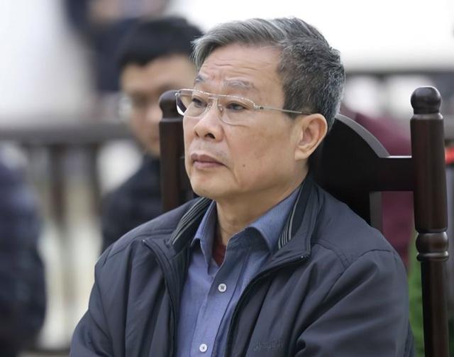 Ông Nguyễn Bắc Son lĩnh án chung thân - 5