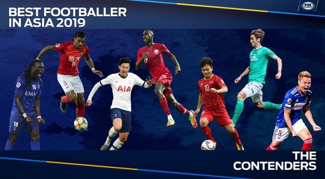 Quang Hải lọt đề cử Cầu thủ xuất sắc nhất châu Á của Fox Sport - 1