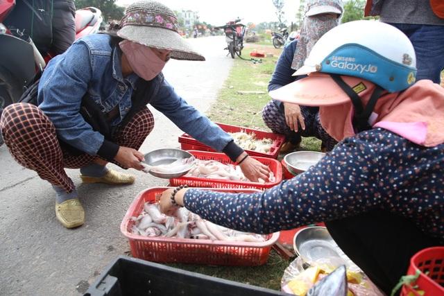 Ngư dân kiếm tiền triệu từ cá khoai những ngày cuối năm - 2