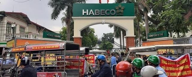 Hàng trăm xe thương binh vây kín trụ sở, có vụ gì ở Habeco? - 1