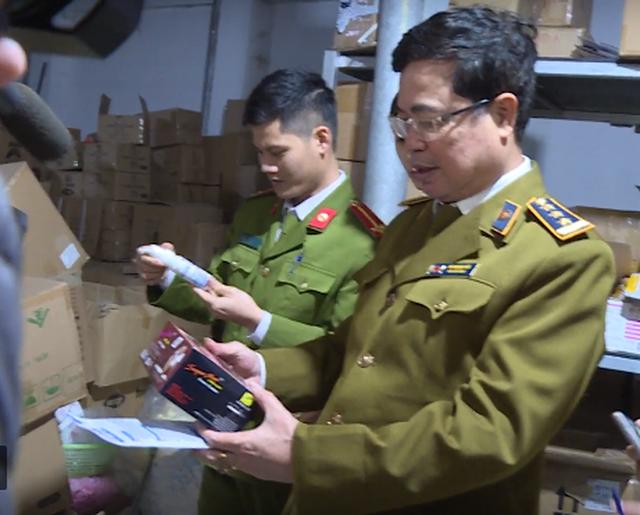Phát hiện hàng chục tấn thiết bị y tế và đồ dùng em bé nghi nhập lậu - 1