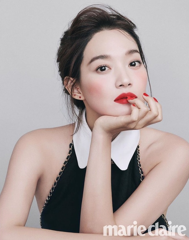 """Shin Min Ah: """"Tôi đã có một năm 2019 tuyệt vời và hạnh phúc"""" - 1"""